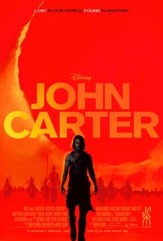 idk I just really like this poster. John Carter - BLT Communications