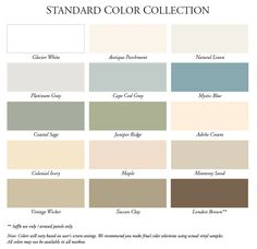 Image from http://trinaclarkdesigns.com/wp-content/uploads/2014/10/vinyl-siding-color-samples.gif.