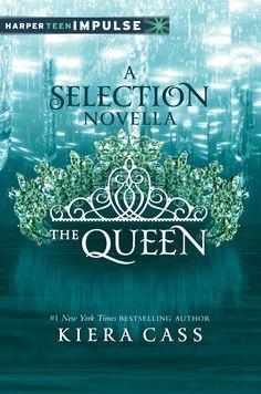 The Queen: A Selection Novella by Kiera Cass • December 2, 2014 • HarperTeen https://www.goodreads.com/book/show/22054340-the-queen