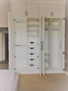 Bedroom Wardrobes - 5 Ways to Tell If You Are Getting the Best Deal   getinspiring.com
