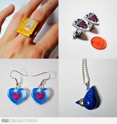 The Zelda Jewelleries