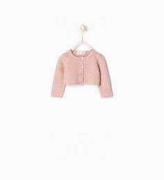 Image 2 of Knit bolero from Zara