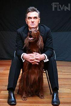 #Morrissey #LuckyBitch