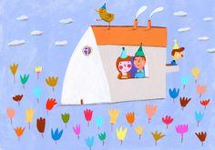 'Home Sweet Home' by Jenny Meilihov