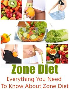 Zone Diet – Everything You Need To Know About Zone Diet