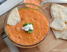 Our most shared recipes of 2013: Easy vegan queso dip #recipe