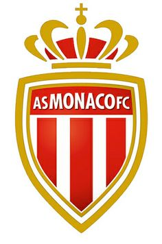 Association Sportive de Monaco Football Club (AS Monaco FC) | Country: France. País: Francia. | Founded/Fundado: 1919/08/01 | Badge/Crest/Logo/Escudo.