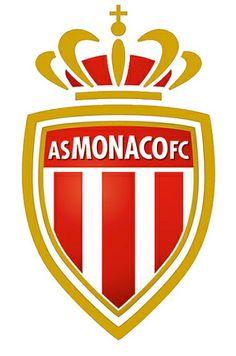 Association Sportive de Monaco Football Club (AS Monaco FC) | Country: France. País: Francia. | Founded/Fundado: 1919/08/01 | Badge/Crest/Logo/Escudo.