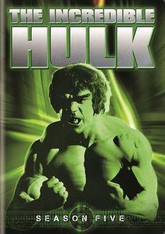 Bill Bixby & Lou Ferrigno - The Incredible Hulk: Season 5 Serie Marvel, Marvel E Dc, Hulk Marvel, Tv Series To Watch, Watch Tv Shows, The Incredible Hulk 1978, Blu Ray Collection, Bruce Banner, Everything