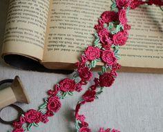 Ширина 2 см цветок кружевной отделкой для DIY ремесла и украшения одежды, 20 м много, принадлежащий категории Кружево и относящийся к Для дома и сада на сайте AliExpress.com | Alibaba Group