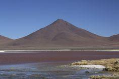 Nationalpark Evora -  Laguna Colorada