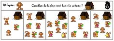 Atelier boites à compter {PS/MS/GS} Busy Bags, Montessori, Fun Math, Ms Gs, Education, School, Cycle 1, Images, Construction