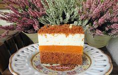 Ciasto marchewkowe przekładane Vanilla Cake, Tiramisu, Ethnic Recipes, Food, Raffaello, Essen, Meals, Tiramisu Cake, Yemek