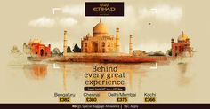 ✨ Behind every great experience! ✨  |    Airline: ✈ Etihad ✈  |    Special Baggage 💼 Allowance 46Kgs!!!  |    Book Before 👉 20th May 2016 ✈  |    📞 0203 811 2447  |   💻 http://www.callcheapflights.co.uk/  #callcheapflights ✈ #worldtravel 🐾 #callnow 📞 #booknow 🔍 #india 🌄 #etihad ✈ #etihadairways #airlinetickets 🚅 #travelgram #travel 🐾 #dreamtravels 🌟 #flights ✈ #bestflightoffers 👌 #bookcheapflights #cheapflights ✈ #cheapflightstoindia 🚅 #travelagents #travelagentsinuk 👌