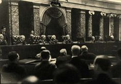 One of only two known photos of the United States Supreme Court in session. It was shot in secret in... - Purpleclover.com