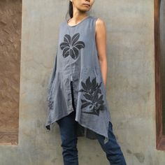 Your place to buy and sell all things handmade Altered Couture, Period Outfit, Model Look, Kinds Of Clothes, Mom Style, Sewing Clothes, Gray Dress, My Wardrobe, My Outfit