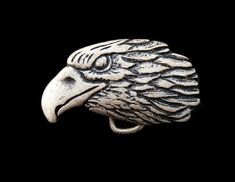 Eagle Head Belt Buckle American Eagles Belts Buckles
