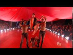 'DWTS' features Kathryn McCormick in amazing 'Macy's Stars of Dance' (video)