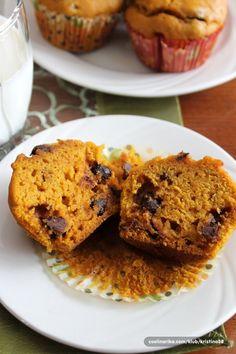 Bundevasti muffini sa cokoladom — Coolinarika