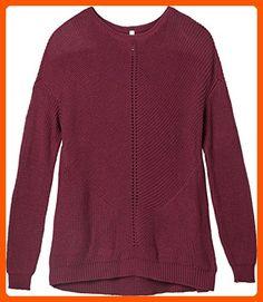 RVCA Juniors Thriller Pullover Crew Sweater