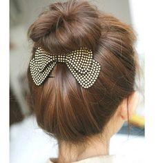 Thời trang Phụ Nữ Tóc Phụ Kiện Bán Buôn! Đến New Bow Cặp Tóc, Nhà Thiết Kế Tất Cả Các Trận Đấu Tóc Barrettes, Girl'S Hợp Thời Trang Hairggrips