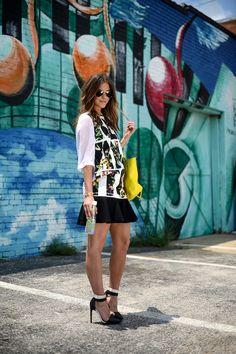 Dallas Street Style, Dallas Fashion Photography by D Magazine
