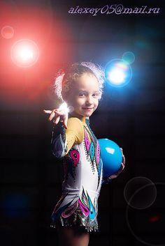 rhythmic gymnastics by alexey05, via Flickr