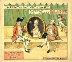 An elegy on the glory of her sex, Mrs. Mary Blaize - Cover 1