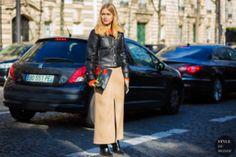 STYLE DU MONDE / Paris Fashion Week FW 2016 Street Style: Pernille Teisbaek  // #Fashion, #FashionBlog, #FashionBlogger, #Ootd, #OutfitOfTheDay, #StreetStyle, #Style