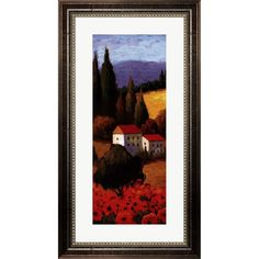 This museum quality fine art print reproduction is framed and ready to hang at a very reasonable price. The clear plexiglass is easy to clean and will protect your image for years to come. Artist: Par