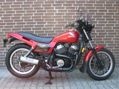 1983 or 1984 Honda VT 500 Ascot - would like to have one of these in the future.