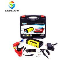 ChoGath(TM) Best Price Emergency Car Jump Starter for Petrol Car 12v Portable Jump Starter Power Bank/QA car charger