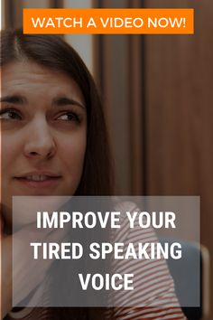 Learn how to improve a tired voice. Speak for as long as you need it without getting tired. Health Tips, Tired, The Voice, Improve Yourself, Singing, Learning, Music, Musica, Musik