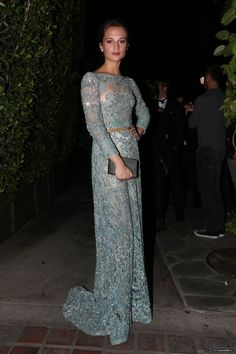 Pics are always appreciated thank you! Alicia Vikander Style, Nigerian Outfits, Fashion Models, Girl Fashion, Swedish Girls, Ex Machina, Formal Gowns, Party Fashion, Elegant Dresses