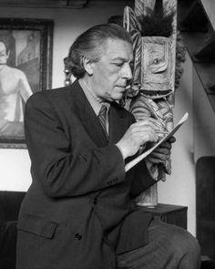 André Breton fue un escritor, poeta, ensayista y teórico del surrealismo, reconocido como el fundador y principal exponente de este movimiento artístico.