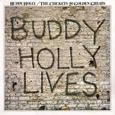 500 Greatest Albums of All Time: Buddy Holly, '20 Golden Greats'   Rolling Stone