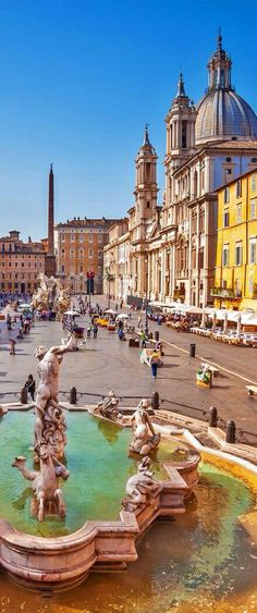 Piazza Navona, Rome, Rome Italy, Rome Italy things to do in , Rome vbs , Rome travel .