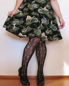It's going to be rawsome 😊 ❤️ Textile Pattern Design, Textile Patterns, Textiles, Black Milk, To Go, Alice, Stockings, Pretty, Wedding