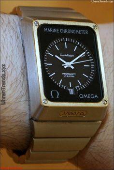 c471a4bb812 Vintage Omega Marine Chronometer Uhr Hands-On  chronometer  hands  marine   omega · Relogio De Pulso ...