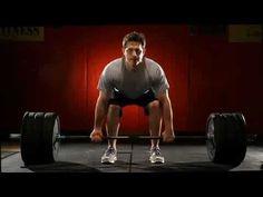 Video recopilatorio de los ejercicios de CrossFit