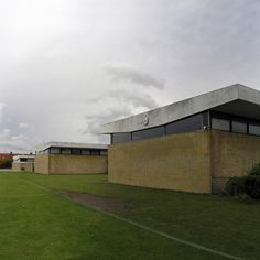 Nyager school, Rødovre, Copenhagen (1959-1964)   Arne Jacobsen