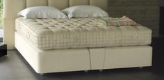 Vi Spring Marquess Superb Mattress & Drawer Divan | AND SO TO BED