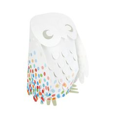 Buy the Micky & Stevie Multi Confetti Owl Lamp and other kids night lights and room decor. Flat rate postage or FREE delivery on orders over $150