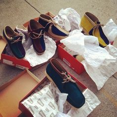 clarks wallabees wu tang - Google Search