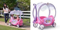 HOT! Step2 Disney Princess Chariot Wagon $96.59 Shipped + $5 Rewards!