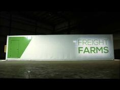 How shipping containers (Freight Farms) are making fresh local produce a reality during bitter winters - The Washington Post