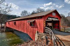 Forksville Covered Bridge