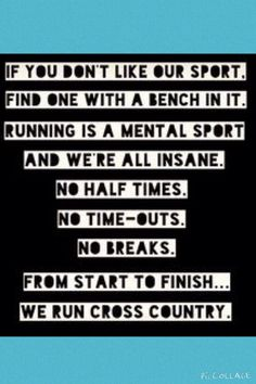 Cross Country Quotes Unleash The Beast This Fall #everything #fall #running Photo