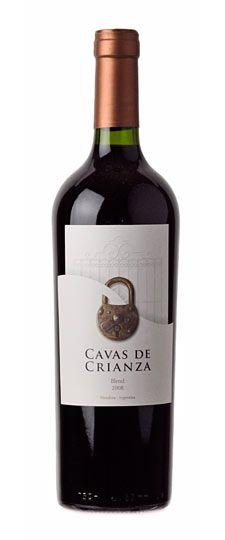 2008 Cavas de Crianza Blend Mendoza  wine / vinho / vino mxm