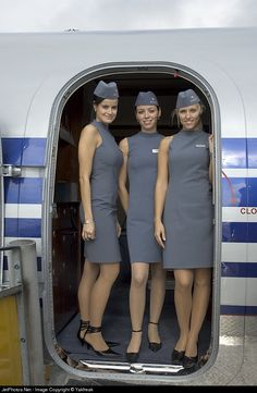 ....air stewardess!